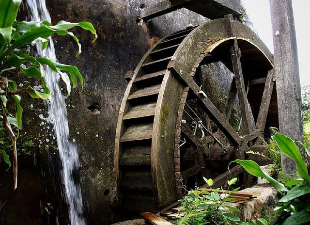 Energivore ou pas l'aquaponie, on revient au moulin ?