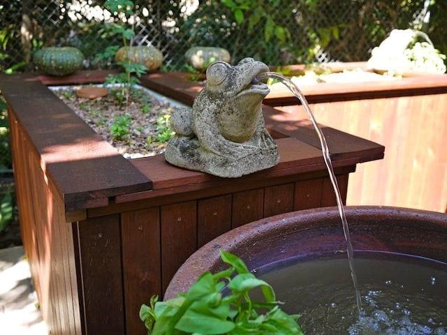 Bac de culture baignoire et bassin en ceramique